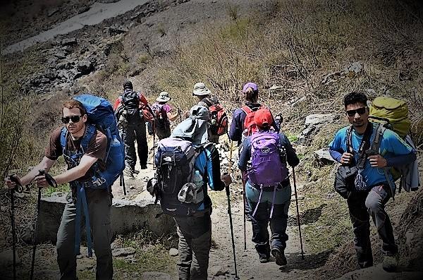 Annapurna Base Camp Trekk 1