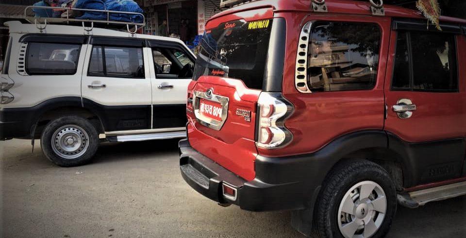 Car rent in Nepal