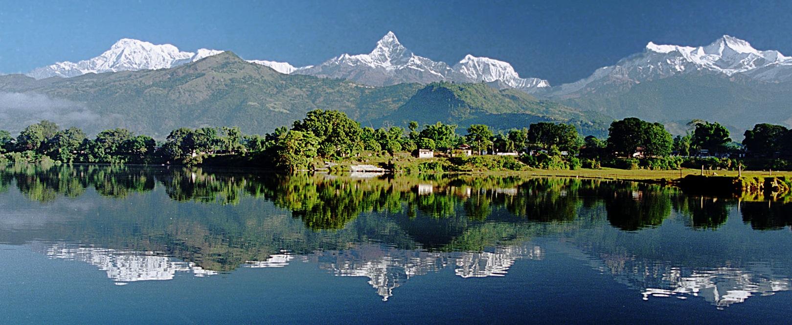 Nepal Image Pokhara