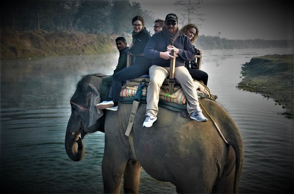 Jungle Safari in Chitwan 4