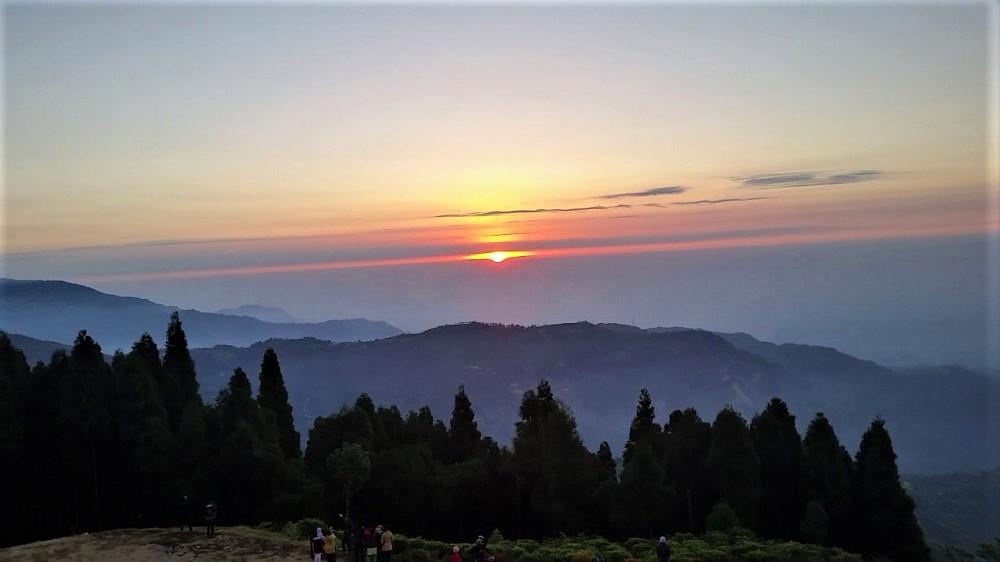 Sri Antu Sunraise