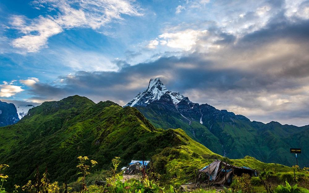 Mardi Himal Trek 1 High Camp