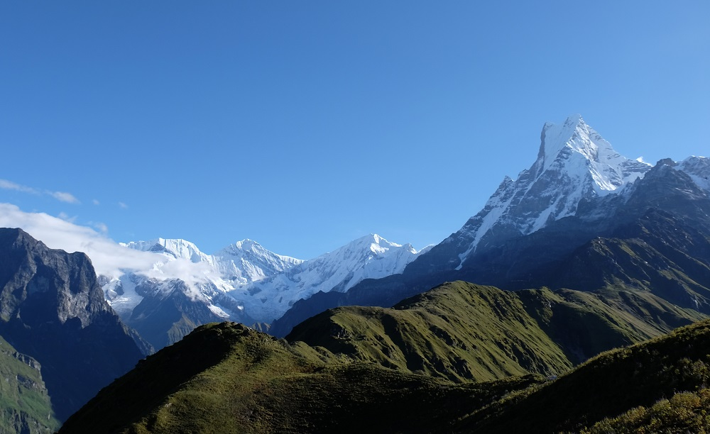 Mardi Himal Trekking Photo 1